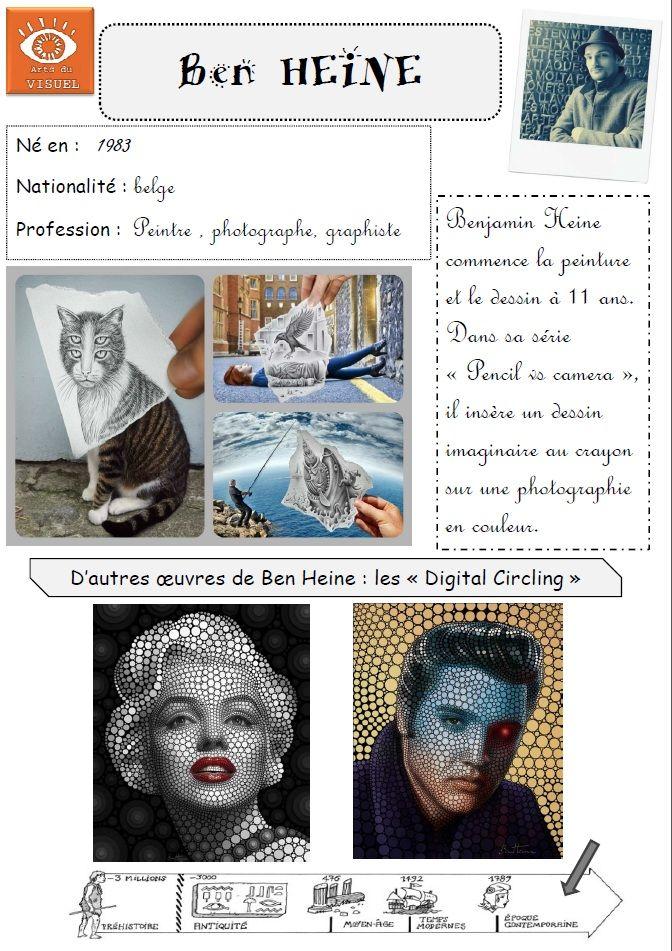 Cahier des arts - Maritulipe à l'école