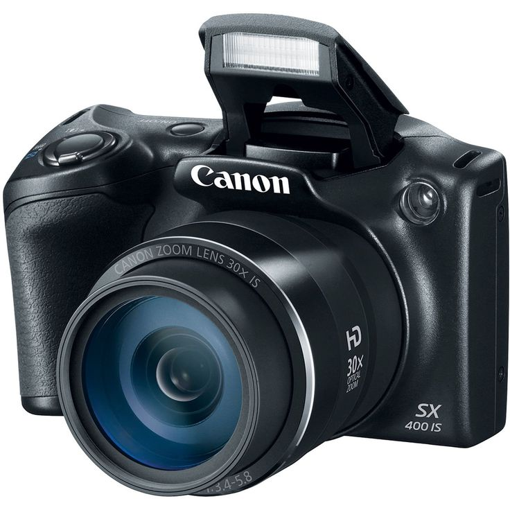 20.0 Megapixel sensor and Canon DIGIC 4+ Image Processor • Powerful 40x Optical Zoom (24-960mm) and 24mm Wide-Angle lens • 720p HD video at up to 25 frames per second with clear sound • 3.0-inch LCD s