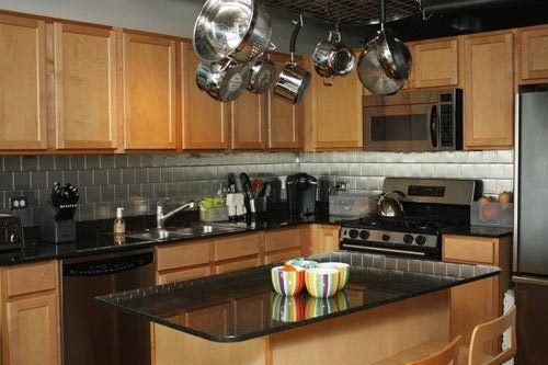 8 best images about rental primping on pinterest for Rental kitchen ideas