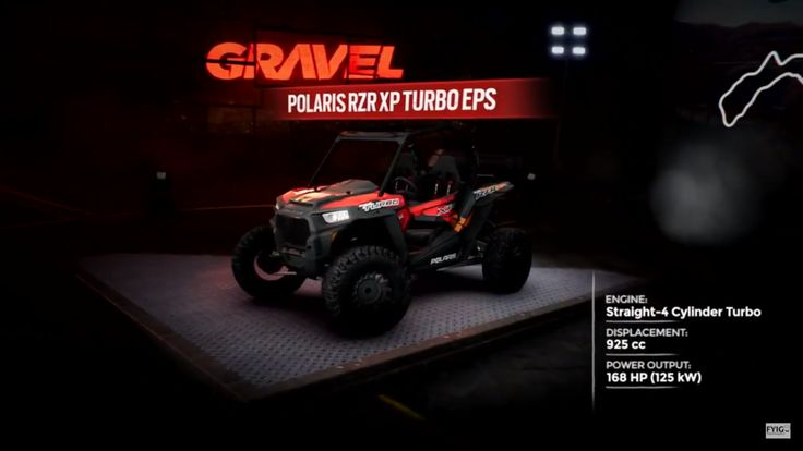 The off-road vehicles, daredevil Buggies join the race with their quick and nimble handling and heart-stopping power. To celebrate the DLC, Gravel Channel now includes a new Off-road Masters episode, where you can put yourself to the test with five brand new vehicles