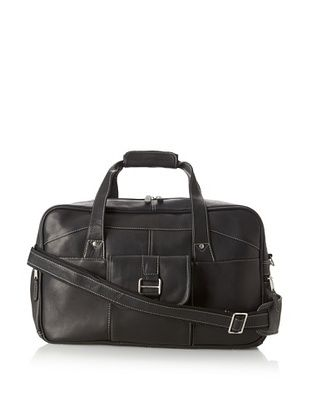 50% OFF Latico Men's Mardi Gras Duffel (Black)