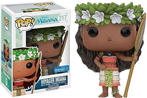 Funko Pop! Disney Moana Voyager Moana #217 (Walmart Exclusive!)