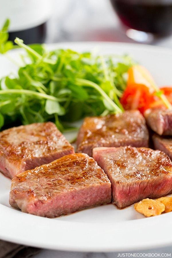Wagyu vs American Kobe Beef | Easy Japanese Recipes at JustOneCookbook.com