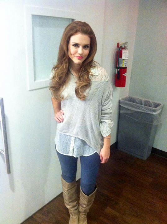 Holland Roden Teen Wolf