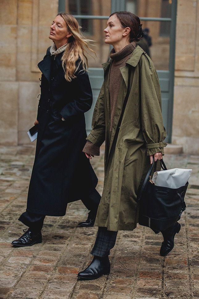Streetstyle на Неделе высокой моды в Париже. Часть 2 | Мода | STREETSTYLE | VOGUE