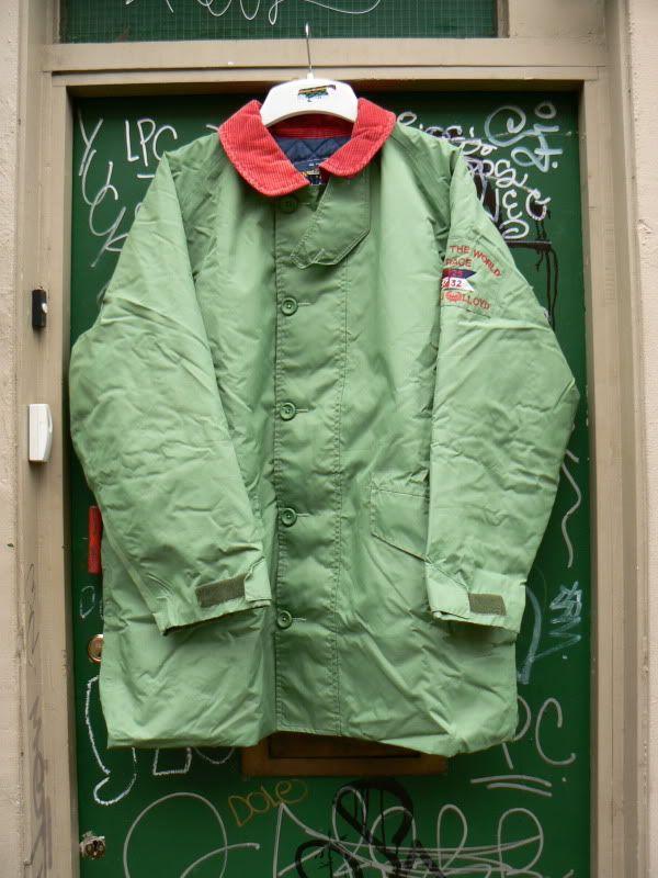Vintage Henri Lloyd Consort Jacket