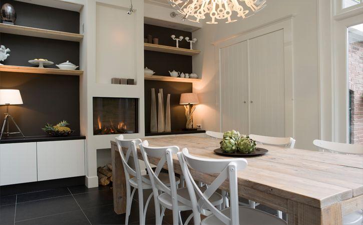 Uitbouw woonkeuken Nieuwegein