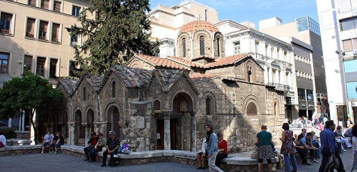 Monumentos religiosos e iglesias de Atenas - http://www.absolutatenas.com/monumentos-religiosos-e-iglesias-atenas/