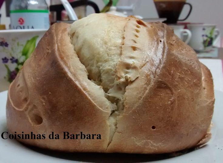 Receita de Pão Fofo com Massa-Mãe muito bom! Esse pão é feito com massa-mãe, que é o fermento biológico feito em casa. Sempre a...