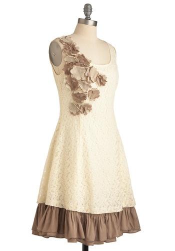 Vanilla Biscoti dress on Modcloth by RYU