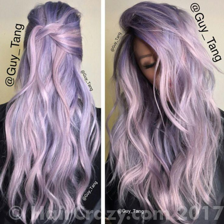 What Mix Of Hair Dye To Get Dusty Grey Pink Color Forums Hair Styles Hair Color Pastel Purple Hair