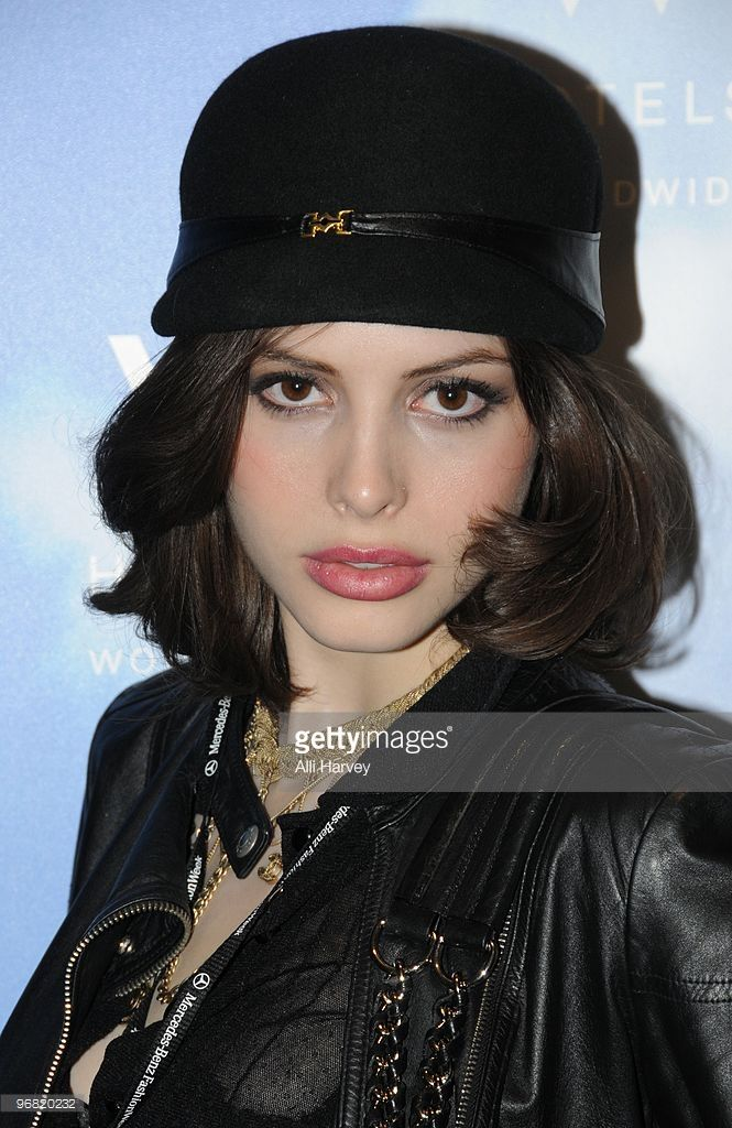 Model Charlotte Kemp Muhl attends the MCM VIP lounge at the W New York - Time Square on February 17, 2010 in New York City.