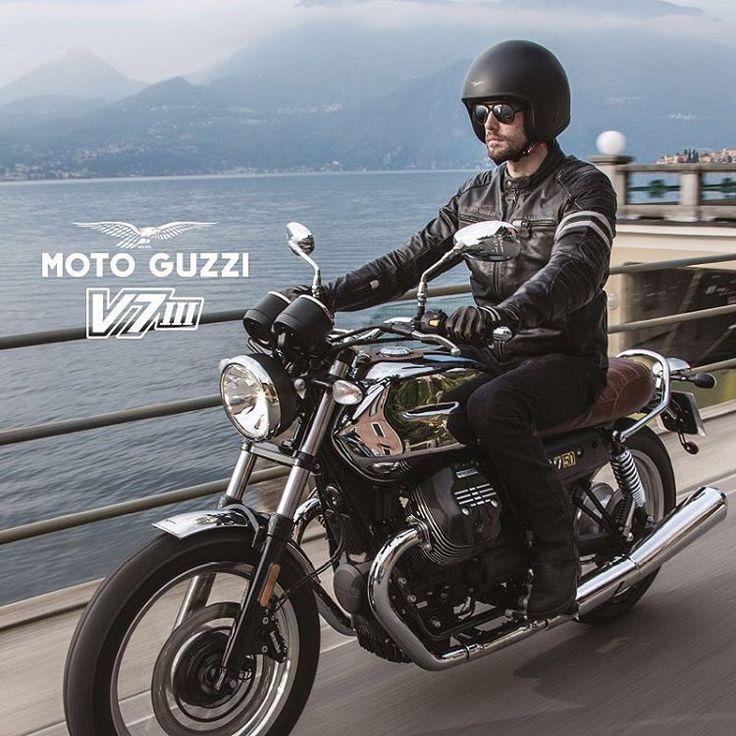 "68 Likes, 1 Comments - @motoguzziturkey on Instagram: ""Moto Guzzi V7 Stone ile özgür olduğunu hisset! #motoguzzi #motoguzzioriginals #motoguzzistone…"""