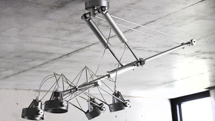 LAMP4SPOT Design BetonHouse SewerynNogalski