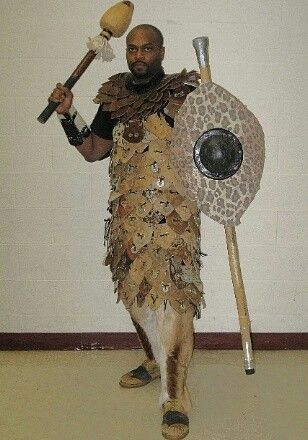 benin pangolin armor made of scale of cattle rawhide african