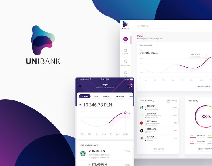 Consultez ce projet @Behance : \u201cUniBank\u201d https://www.behance.net/gallery/53357679/UniBank
