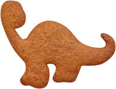 pepparkaksform dinosaurie Långhals