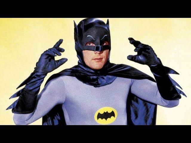 Por que Adam West é o Batman mais importante das telas?