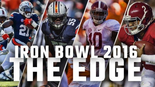 Iron Bowl 2016 position by position: Who has the edge? | AL.com #IronBowl #Alabama #RollTide #Bama #BuiltByBama #RTR #CrimsonTide #RammerJammer
