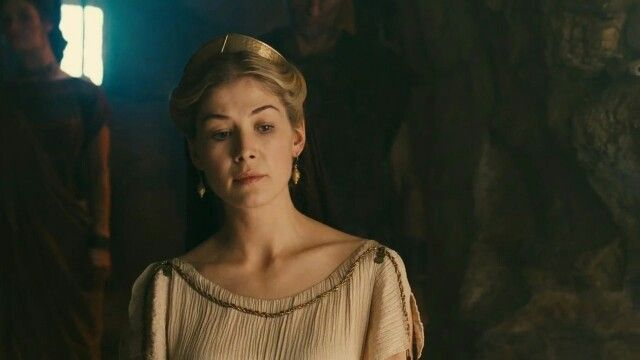 As Andromeda in Wrath Of The Titans.