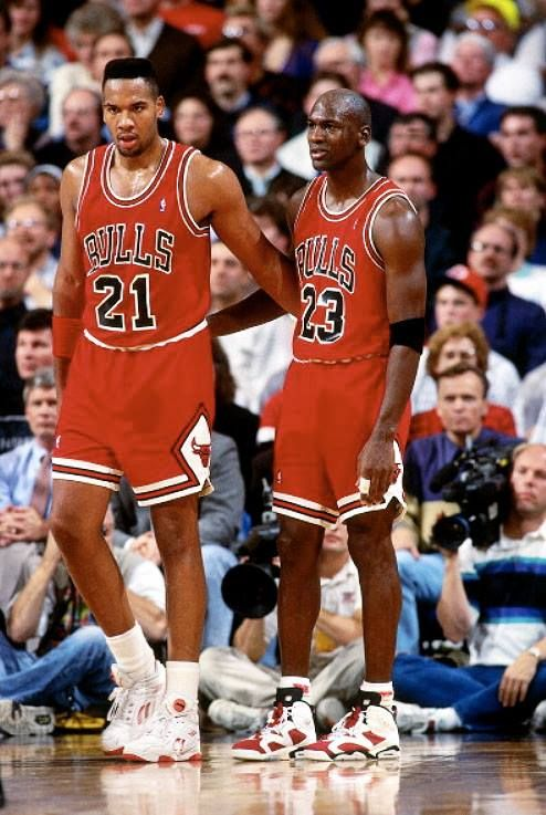 Flashback Michael Jordan In The Air VI