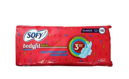 Rs 10 off on SOFY Bodyfit or Bodyfit SLIM XLarge (12 pcs). Valid at Big Bazaar, Auchan, MORE Hypermart, Reliance Retail, Spencers and Easyday.