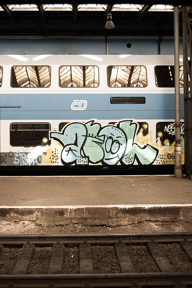Graffiti Subway.