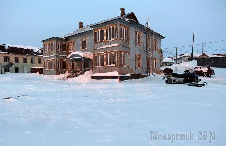 заброшенные районы россии