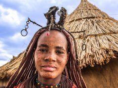 Namibya'nın İlginç Kabilesi Himbalar