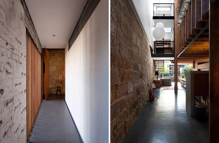 warehouse conversion by MCK architects