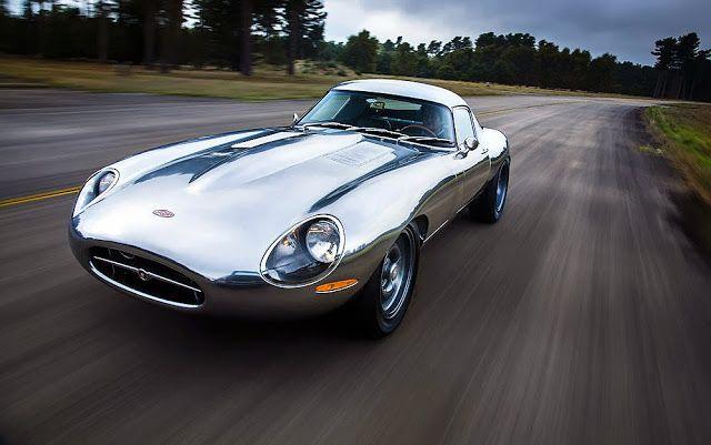 pinterest.com/fra411 #classic #car - RocketGarage Cafe Racer: Eagle Low Drag GT