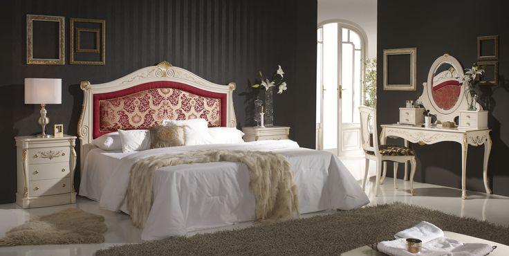 Muebles de gama alta estilo colonial y barroco - Sofas alta gama ...