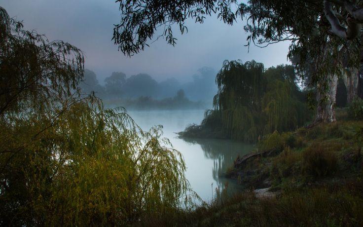 Скачать обои южная австралия, река муррей, раздел природа в разрешении 1680x1050