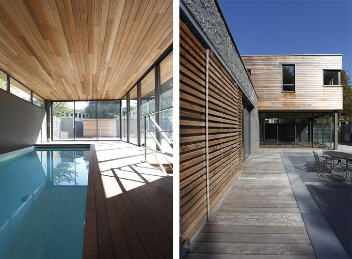 Id e construction piscine couverte design de maison for Construction piscine couverte chauffee