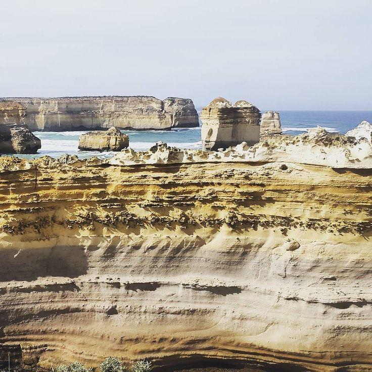 The #razorback #lochardgorge #greatoceanroad #Victoria #Australia #travel #Australie by jeremy_drd