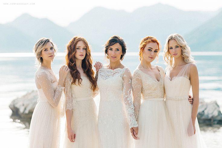 more on the blog www.sonyakhegay.com/bluebells #wedding #weddingdress #bluebellsdress #sonyakhegay #bride #bridalhair #bridal #bridalmakeup #dress #collection