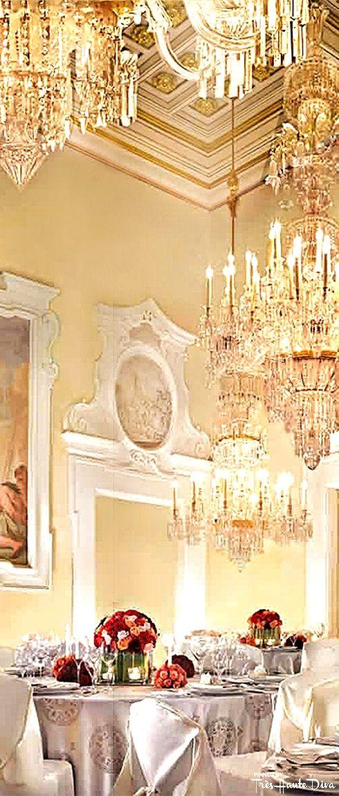 Ballroom palazzo della gherardesca at the four seasons - Diva hotel firenze ...