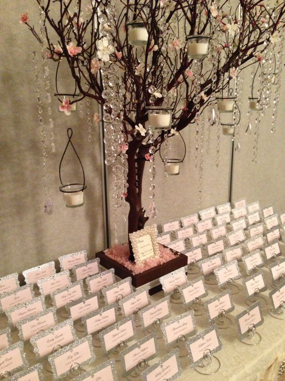 10  Wire Place card Holder  WEDDING Pearl and Swirls by AllegroArt, $25.00  #Detalles de #boda