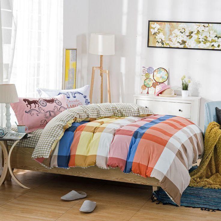25 Best Plaid Bedding Ideas On Pinterest Plaid Bedroom