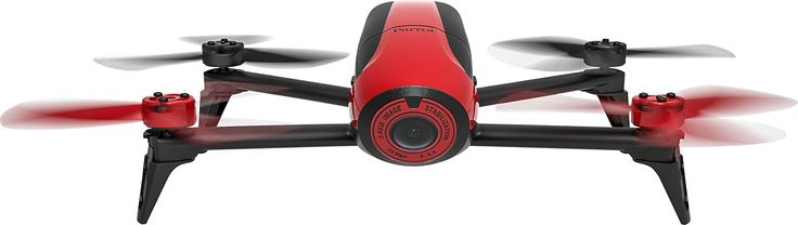 Parrot - Bebop 2 Quadcopter with Skycontroller - Red