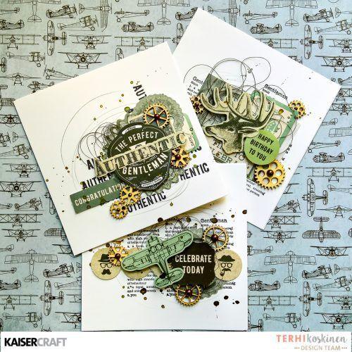 Kaisercraft Barber Shoppe