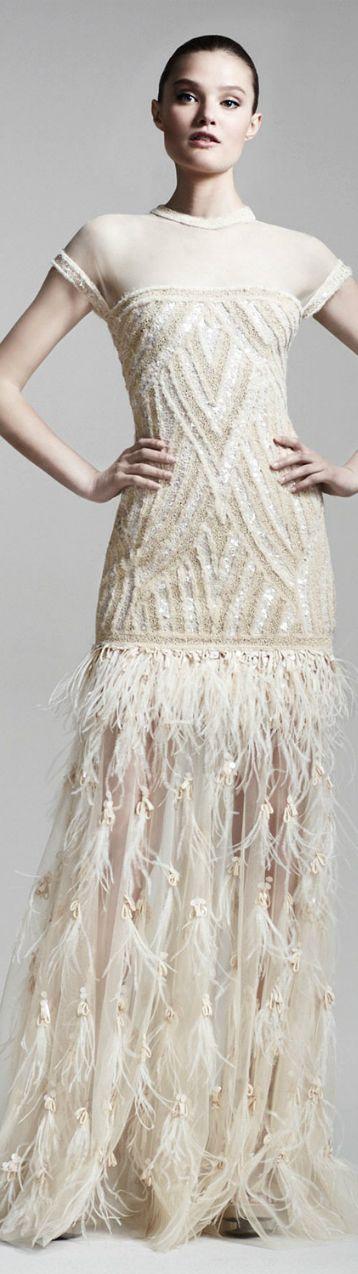 Naeem Khan ● Fall 2013 ● Gown Boutique