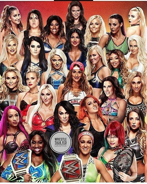 """191 Likes, 8 Comments - Alexa_Bliss  (@alexa_bliss__wwe_) on Instagram: """"All the woman """""""