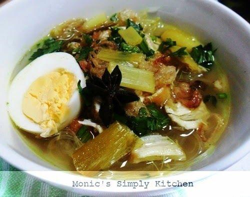 resep soto padang ayam