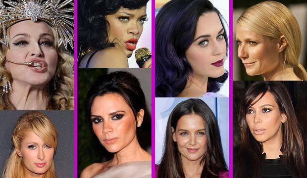 Versus - Amigas… de lejitos, Para usted, ¿cuáles de estas celebridades deberían volver a ser amigas?