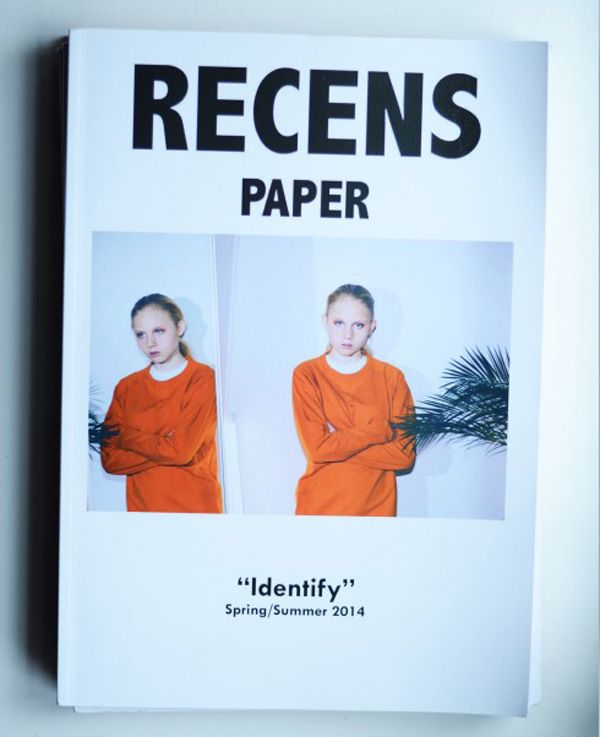 Recens Paper, num. 1