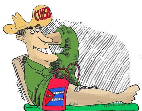 Dedeté - Sitio de humor cubano