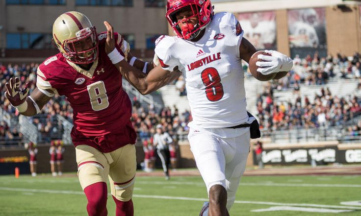 Michael Vick | Lamar Jackson resembles a young version of me = When surefire top picks likely to be available in the 2018 NFL Draft are mentioned, Lamar Jackson's name is usually omitted. The Louisville dual-threat dynamo, though, figures to.....