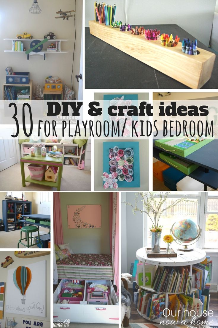 30 DIY and Craft decorating ideas for