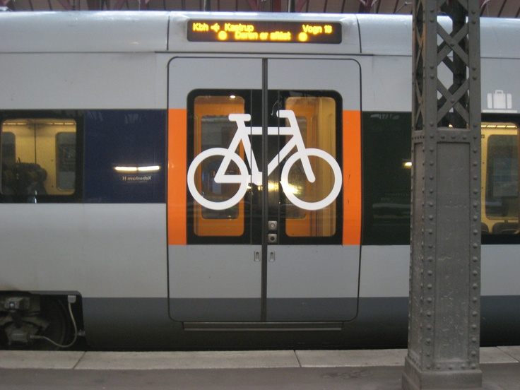 Great idea from Denmark!  Cycle provision on trains  Why don't we have this?